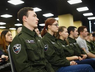 III Всероссийский слет студенческих поисковых отрядов стартовал в Самаре