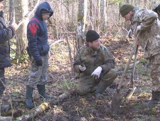 Новгородские поисковики установили обстоятельства катастрофы штурмовика Ил-2