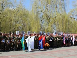 Церемония передачи родственникам останков бойца Красной Армии Михаила Алексеевича Фролова пройдет в Тамбове