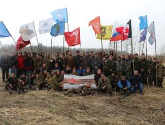 Межрегиональная поисковая экспедиция «Любань» пройдет в сентябре Ленинградской области