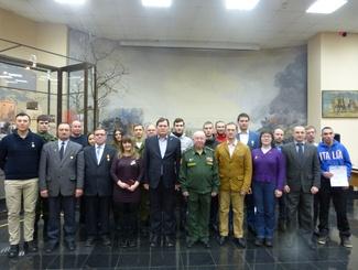 Поисковики Башкирии приняли участие в мероприятиях, посвященных отражению немецкого наступления под Сталинградом в декабре 1942 года
