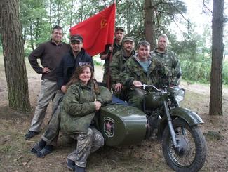 Поисковики Татарстана подвели итоги экспедиции в Республике Беларусь