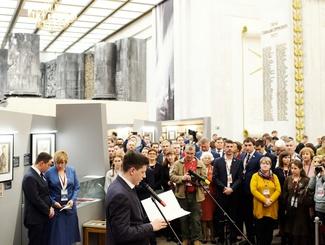 Выставка «Фронтовой портрет. Судьба солдата» открылась в Музее Победы в Москве