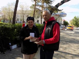 В Оренбурге подвели итоги проекта «Салют, Победа!»