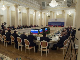 Поисковики приняли участие в Заседании Совета при полномочном представителе Президента России в ПФО