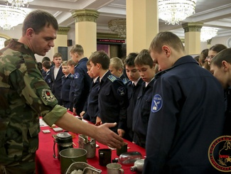 Тюменские поисковики в День Неизвестного солдата откроют выставку своих находок «Эхо войны»