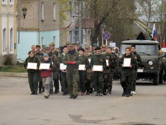 Вернуться с войны: найдены родственники красноармейца С.В. Прожевальского