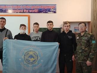Поисковики Казахстана провели занятия «Школы поисковика»