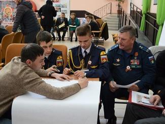 Семинар «Добровольцы бессмертного полка» провели поисковики Кубани