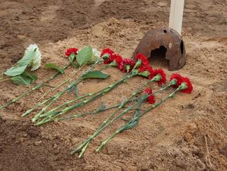 Завершилась Первая Себежская «Вахта Памяти- 2019»: обнаружены останки 10-ти красноармейцев, установлено имя Федорова Сергея Ивановича