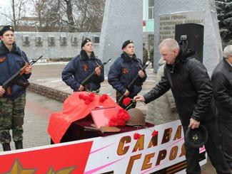 Во Владимирской области похоронили солдата, погибшего в Курской области в годы Великой Отечественной войны