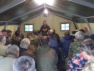 Останки 127 защитников Отечества обнаружены поисковиками в ходе поисковой экспедиции  «Западный фронт - 4»