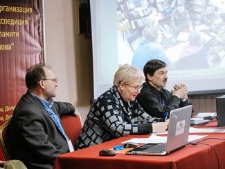 Круглые столы в рамках Торжественного открытия Всероссийской акции «Вахта Памяти-2018»