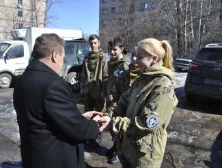 Поисковики Московской области передали на родину останки Александра Байкалова