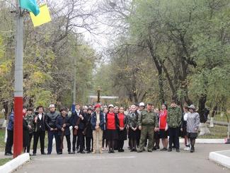 Поисковики Ингушетии провели Урок Мужества, посвященный боевому пути 317-й стрелковой дивизии