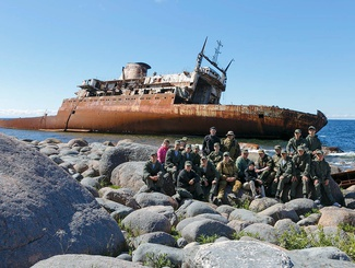 Завершился очередной этап Комплексной экспедиции «Гогланд»