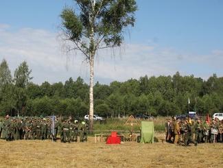В Смоленской области состоялось открытие семинара поисковиков ЦФО