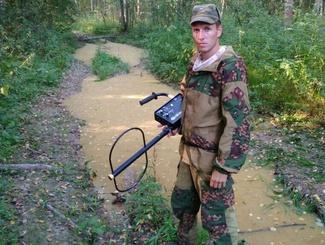 Поисковый отряд «Витязь» провел разведывательный выезд в Ржевский район Тверской области