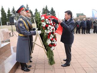 «Вахту памяти – 2014» в Подмосковье открыл губернатор