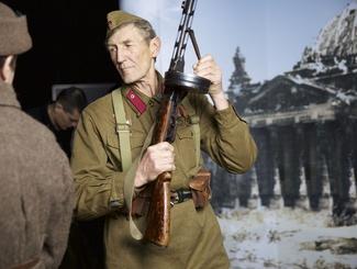 «Поисковое движение России» на конвенте «Герои нашего времени» в День Героев Отечества