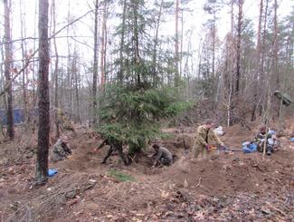 Международная  поисковая экспедиция «Нарев-2015» состоялась в Республике Польша