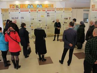 В Еткуле стартовала выставка «Вахта подвига — фронт 1941-1945»