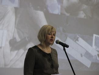 Ответственный секретарь «Поискового движения России», член Общественной Палаты РФ Елена Цунаева