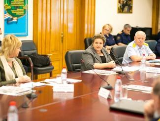 Первое заседание штаба по координации поисковой и архивной работы СК России