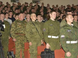 Военно-поисковые сборы поисковых объединений УрФО «К поиску готов!» стартовали в Чебаркуле