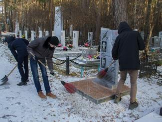Свердловские поисковики проведут памятные мероприятия в День Неизвестного солдата