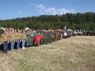 Военно-историческая поисковая экспедиция «Калининский фронт» стартовала в Тверской области