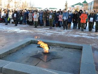 В Мордовии прошли Вечер Памяти и выставки ко Дню Неизвестного Солдата