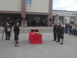 Эстонские поисковики передали останки красноармейца Сергея Бобрикова для захоронения на Родине
