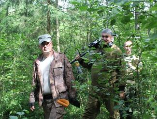 Поисковики подняли останки 20 защитников Отечества в ходе «Вахты Памяти» в Велижском районе Смоленской области