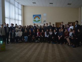 Нижегородские поисковики провели встречу со школьниками