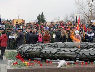 Торжественное открытие регионального этапа всероссийской «Вахты Памяти – 2017» состоится в Челябинской области