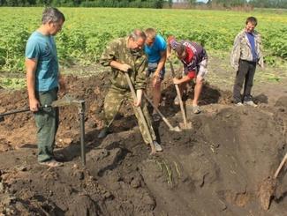 Воронежские поисковики обнаружило место гибели советского самолета «Пе-2»