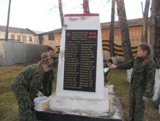 Свердловские поисковики установили судьбы 34 красноармейцев, имена которых высечены на обелиске в Алапаевске