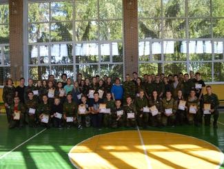58 юных поисковиков приняли участие в республиканской учебно-тренировочной «Школе поисковика» в Саранске