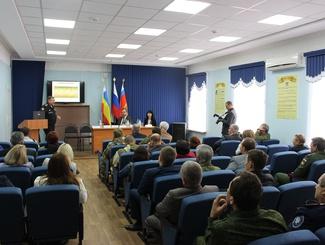 В Ростовской области прошло совещание по поисковой работе с представителем Министерства обороны