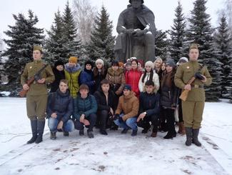 Мероприятия ко Дню Неизвестного Солдата прошли в Башкортостане