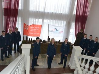 День Неизвестного солдата отметили в Рязани патриотической акцией