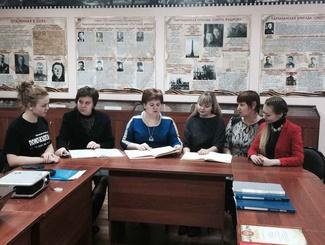 Проект «Судьба солдата» представлен в Пензе учителям истории
