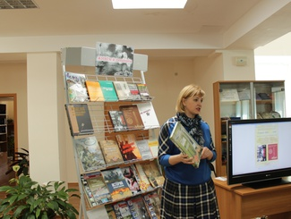 Презентация книг участников «Поискового движения России» прошла в Крыму