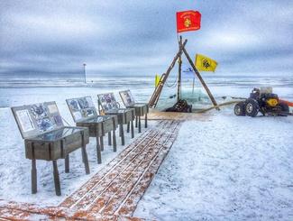 Поисковики приняли участие в конференции «Арктика – территория безопасности»