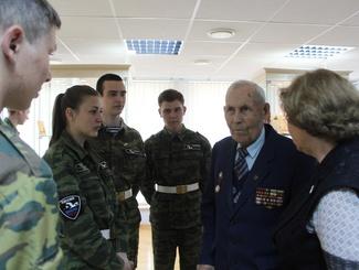 Презентация книги, посвященной боевому пути  штурмана Анатолия Петровича Малина, состоялась в Тамбовской области