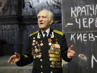Ушел из жизни участник штурма Рейхстага Николай Беляев