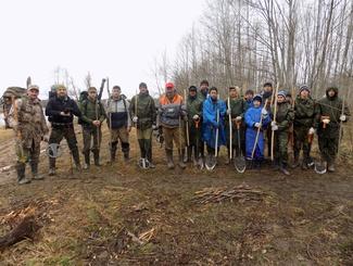50 оренбургских поисковиков примут участие в «Вахте Памяти» в Новгородской области