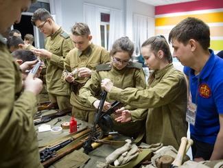 Форум проекта «Аты-баты, шли солдаты…» прошёл в Казани