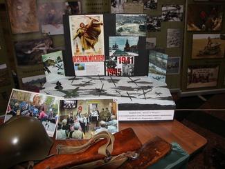 Поисковики Москвы и Подмосковья провели выставку артефактов в Центральном Музее Великой Отечественной войны